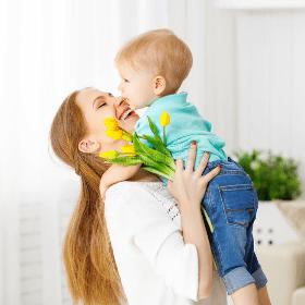 Flores e presentes especiais