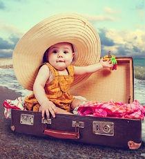 Aluguel de malas para viajar
